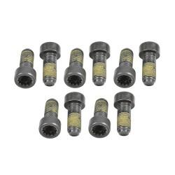 Komplet srub koła dwumasowego S60, S80, V70 II, XC70, XC90 2.4D 2.4D5 LUK