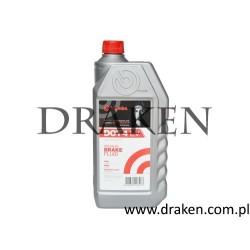 Płyn hamulcowy BREMBO DOT4 niska lepkość (ABS, ESP, ASR, TCS, EBD) 1l