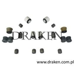 Zestaw tulei tylnego zawieszenia (wahacze-16 elementów) XC90