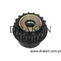 Sprzęgło jednokierunkowe (alternator) 3.0T, 3.2, T6 S60 II, S80 II, V60, V70 III, XC70 II, XC60, XC90 INA