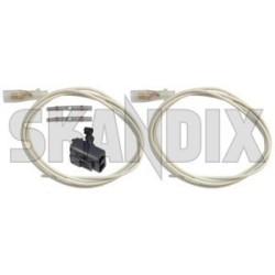 Zestaw wiązki włącznik świateł cofania 200, 700, 900, S90, V90, 850, S40, V40, S60, S70, V70, S80, V70 II, XC70