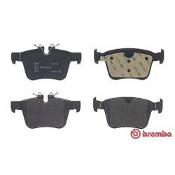 Klocki hamulcowe przód S90 II, V90 II, V60II, XC60 II, XC90 II do tarcz 345mm i 366mm BREMBO