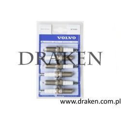 Świeca zapłonowa S60 II, S80 II, V60, V70 III, XC60, XC90 2008- 3.0V6, 3.2V6 -komplet, oryginał VOLVO