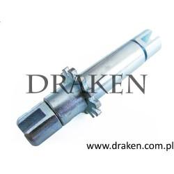 Linka hamulca-regulator kompletny 850,S60,V70N,S80,XC70,C/S/V70