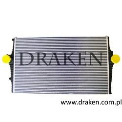Intercooler S60,S80,V70N,XC70 2003- Diesel 2.4D5