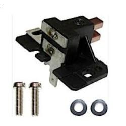 Szczotkotrzymacz alternatora 140,P1800,PV,P210