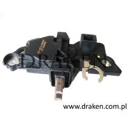 Regulator napięcia alternatora S60,S80,V70N,XC70,XC90 120/140/16