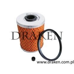Filtr paliwa S40,V40 1.9DI 102KM,115KM D4192 T3 T4 MANN FILTER