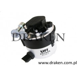 Filtr paliwa S40N,V50,C30 1.6Diesel (D4164T) 10/2005- PURFLUX