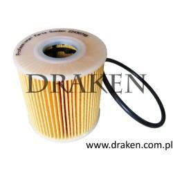 Filtr oleju C30,S40,V50 2004- 2.0Diesel D4204T PURFLUX