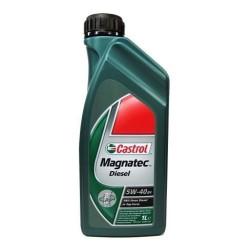Olej silnikowy CASTROL MAGNATEC 5W40 Syntetyk 1L Diesel
