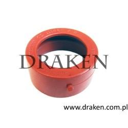 Rura przewodu - rezonatora turbiny S60, S80, V70 II, XC70, XC90 2.4D 2.4D5 (strona wejściowa z rezonatora)