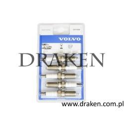 Świeca zapłonowa C30, C70 II, S40 II, V50, S60, S80, S80 II, V70 II III, XC70 II, XC90 T5, 3.2, 2.0T, 2.5T - komplet VOLVO