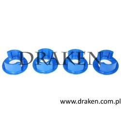 Zestaw usztywniający poduszki ramy silnika 850, C70, S70, V70, S60, V70  II S80, XC70, XC90 Poliuretan