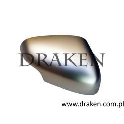 Obudowa lusterka zewnętrznego C30, S40 II, V50, S80 II, V70 III 2007-2012 prawe CHROM R-DESIGN