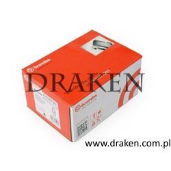 Klocki hamulcowe tył S60 II, S80 II, V60, V70 III, XC70 II, XC60 (elektroniczny reczny) BREMBO