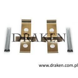 Zestaw montażowy przód S60R, V70R II