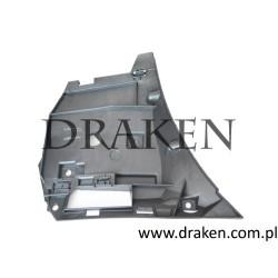 Ślizg, mocowanie przedniego zderzaka S80 1999-2006, prawy