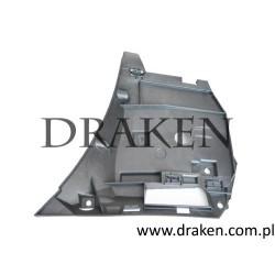 Ślizg, mocowanie przedniego zderzaka S80 1999-2006, lewy