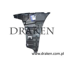 Ślizg, mocowanie przedniego zderzaka S60R, V70R, lewy