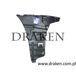 Ślizg, mocowanie przedniego zderzaka S60R, V70R, prawy