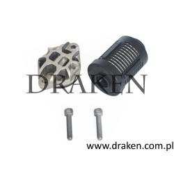 Filtr oleju HALDEX AOC S60, S60II, S80 I, S80II, V70 II, V70III, XC60,  XC70, XC90 VOLVO AWD